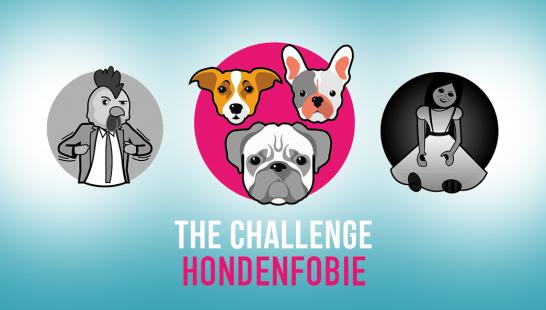 hondenfobie, lef, thema
