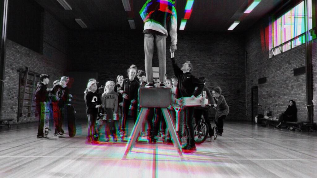 promofilm skatepark muiden